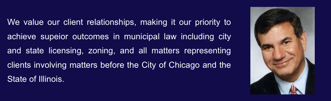 Dean Maragos - One of the Top Attorneys in Chicago for Municipal Law